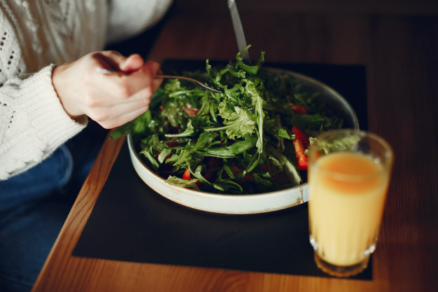 เคล็ดลับในการกินผักผลไม้